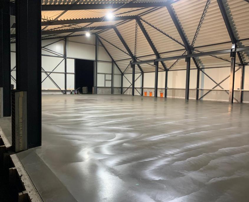 Afbeelding betonvloer